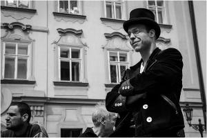 Prague street photo - 1. Máj - Ovocný trh