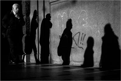 Prague street photo - nám. J. Palacha