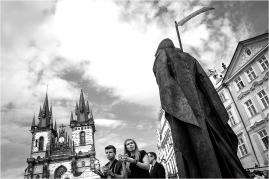 Prague street photo - Staroměstské náměstí